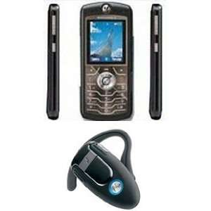 Motorola L6 Unlocked GSM Cell Phone (Unlocked) + Motorola