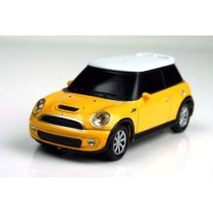 2nd Gen. Mini Cooper USB Flash Drive 4GB   YELLOW Kitchen