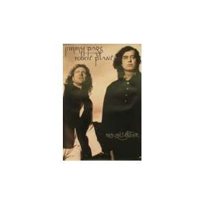 Led Zeppelin   Jimmy Page Robert Plant   No Quarter Poster