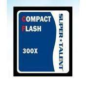 Super Talent 300X 4GB High Speed Compact Flash Memory Card