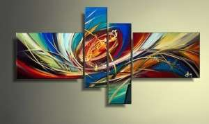 Modern Art Canvas Oil Painting Decorative Painting 0456