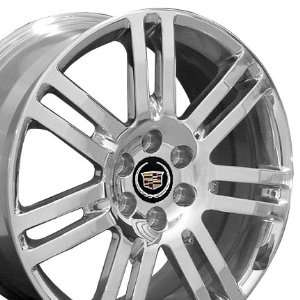 Factory Original SRX 4637 OEM Wheel Fits Cadillac
