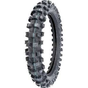 Mini Dirt Bike Motorcycle Tire   80/100 10, 46M   Rear Automotive