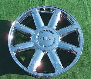 NEW GMC Yukon Sierra DENALI CHROME 20 in WHEEL Rim 5304