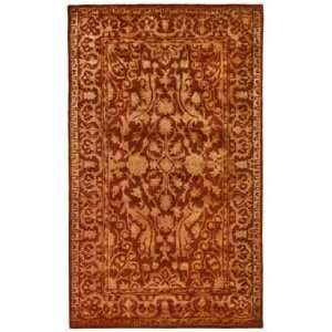 Safavieh Silk Road SKR213E Rust Traditional 8 x 8 Area
