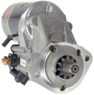 NEW STARTER MOTOR MUSTANG SKID STEER 442 KUBOTA ENGINE