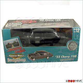 1955 Chevy Black American Graffiti 118 bodyshop kit