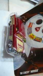 2011 Hot Wheels Hersheys Real Riders 56 Chevy Nomad Whoppers