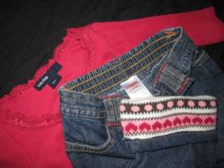 25p. GAP GYMBOREE INFANT BABY GIRL 3 6 9 12 MONTHS FALL WINTER CLOTHES