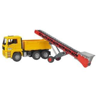 Bruder MAN TGA Construction Truck With Conveyor Belt