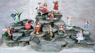 BOYDS BEARS Willow Faeriewood Resin FAIRIES 1E 36024