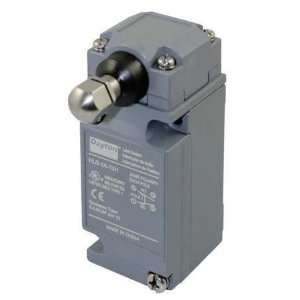 Dayton 12T898 Limit Switch, SPDT, Horiz, Side Push Rod