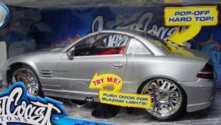 Mercedes Benz SL55 AMG Remote Control Car (West Coast Customs)