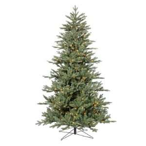 Noble Fir Medium Pre lit Warm White LED Christmas Tree
