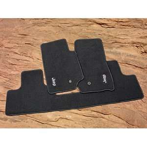 Jeep Wrangler 4 Door Premiun Carpeted Floor Mats