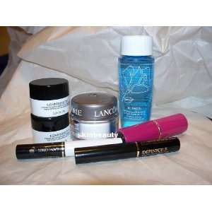 Lancome skin care and makeup gift set 7 pieces travel set / kit