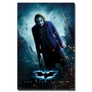 Batman Dark Knight Joker Poster