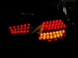 2007 2009 Hyundai Elantra LED Tail Lights 07 08 09