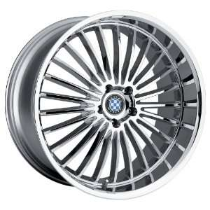 17x8 Beyern Multi (Chrome) Wheels/Rims 5x120 (1780BYT155120C74)