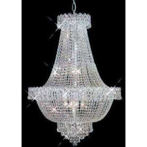 1900D24C Elegant Lighting Century Collection lighting