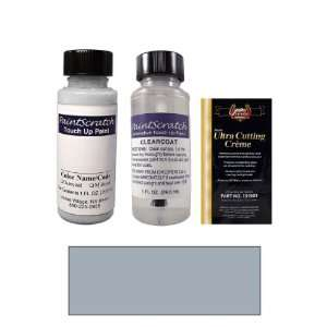 Oz. Tealite Blue Metallic Paint Bottle Kit for 2003 Mercedes Benz E