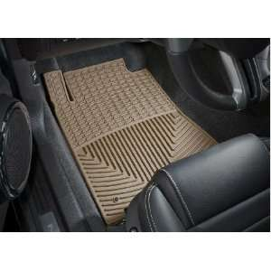 Weather Floor Mats for 2010 2012 Ford Mustang (Full Set) Automotive
