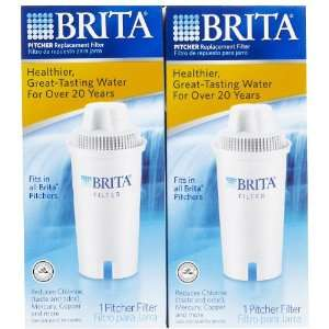 Brita Pitcher Filters,  2 pack