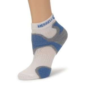 Merrell Womens Merino Wool Swift Running Quarter Socks