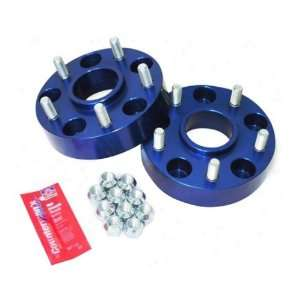 Wheel Spacer Kit,1 1/2 Inch, 5 x 5 Inch, Spidertrax 2005