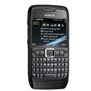 Nokia E71x Unlocked Phone with QWERTY Keyboard, 3.2 MP Camera and Dual