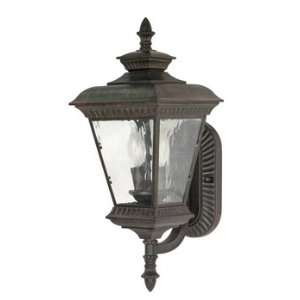 Charter   Two Light Outdoor Wall Lantern   Charter