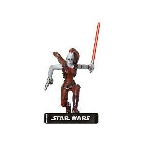 Star Wars Miniatures Aurra Sing, Jedi Hunter # 2