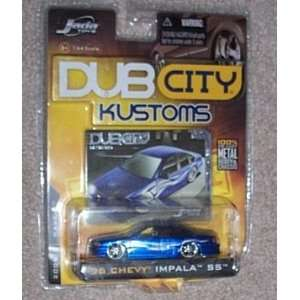 Dub City Kustoms 96 Chevy Impala Ss Toys & Games