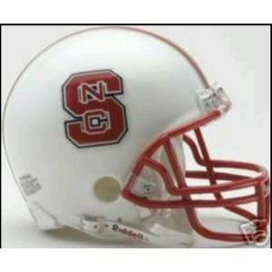 North Carolina State Wolf Pack Mini Replica Helmet  Sports