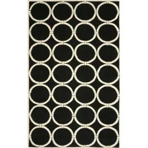 Sawgrass Mills Tribeca Black Rug   Medium 5x8