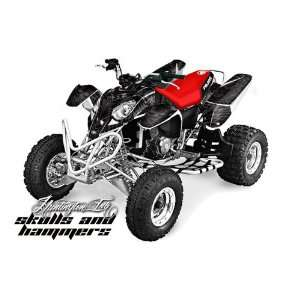 Huntington Ink AMR Racing Polaris Predator 500 2002 2011