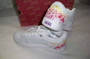 NEW VANS GIRLS YOUTH DARLA TENNIS SHOES~SUNSHINE~2.0