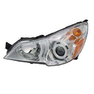 OE Replacement Subaru Legacy Driver Side Headlight Assembly Composite