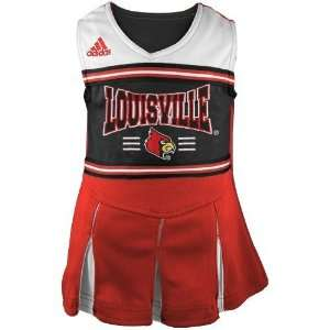 adidas Louisville Cardinals Red Youth Two Piece