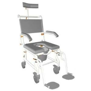 ShowerBuddy Roll in Shower Chair Heavy Duty Everything
