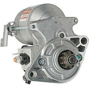 NEW STARTER MOTOR 88 95 HONDA CIVIC DEL SOL CRX 1.5 1.6 MANUAL