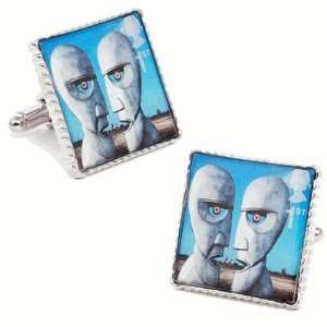Pink Floyd Album Cover Stamp Cufflinks