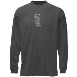 Chicago White Sox Big Time Play Garment Dye Long Sleeve T Shirt by