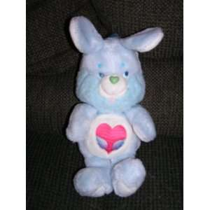 Care Bears Cousin 13 Plush Swift Heart Rabbit from 1984 Toys & Games
