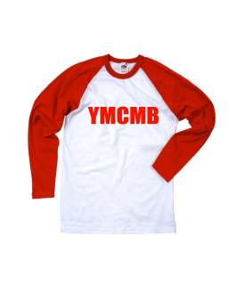 Long Sleeve Baseball T Shirt HIP HOP LIL WAYNE NEW Free UK post