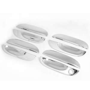 Mirror Chrome Door Handle Covers Trims For 95 01 BMW E38