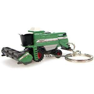 Fendt Combine Key Chain Toys & Games