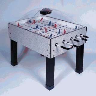 Game Tables And Games Foosball Air Hockey Domed Hockey