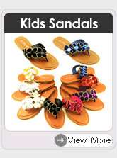 Womens Flower Flip Flops Flat Beach Sandal Gemstone Style Thongs Flats