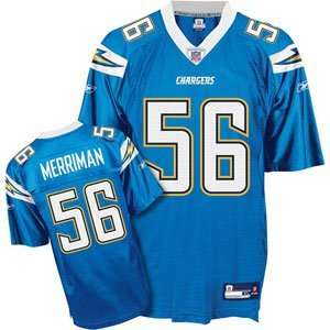 Shawne Merriman #56 San Diego Chargers NFL Replica Player